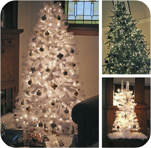 home tour: our white christmas - living artfully