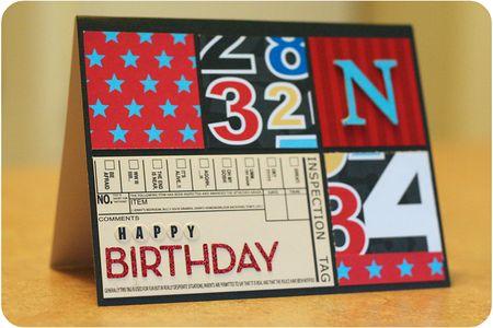 happy birthday cards 2010. Sharyn Carlson_Birthday Card