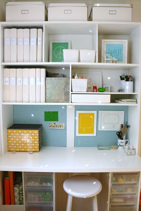 Benita Larsson_Desk