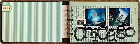Chicago Mini Scrapbook_1_web