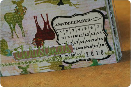 December Daily JYC 2010 Foundation_Cover Close Up