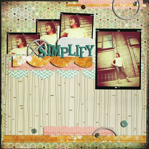 Sharyn Carlson_One Little Word_Simplify_2011_web