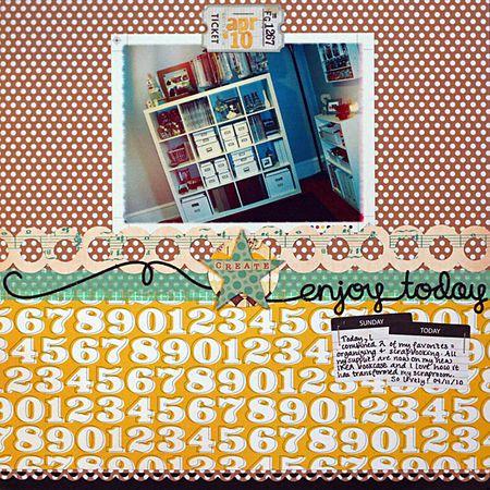 Web_Sharyn Carlson_Scrapbook Shelf_2010