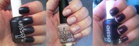 Nail polish favorites sept 2012