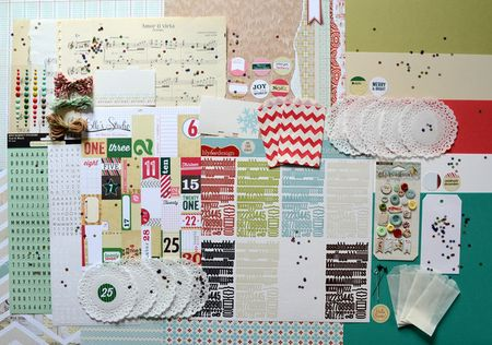 Scraptastic december daily