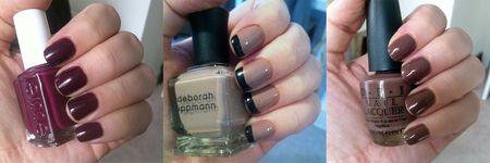 Nail polish favorites oct 2012