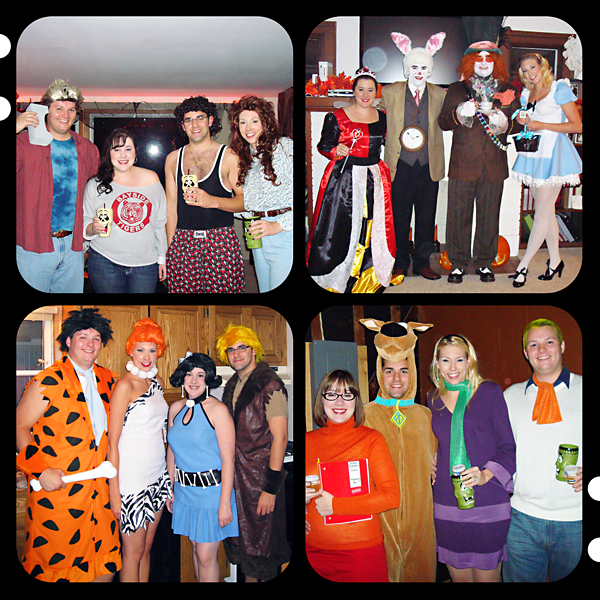 costumes for 2 couples hallowen costum udaf