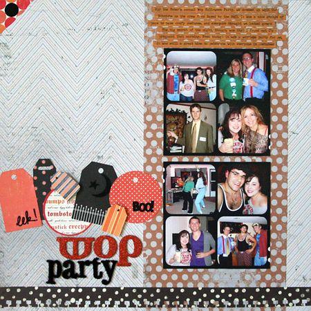 Sharyn Carlson_Wop Party_2011_web