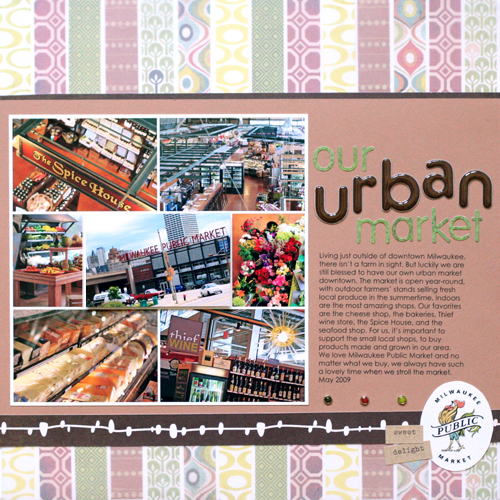 our urban market