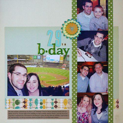 29th b-day