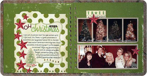 december 11: christmas trees