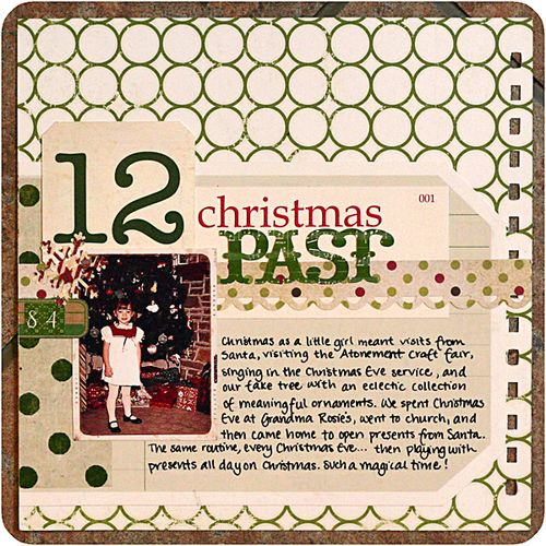 december 12: christmas past
