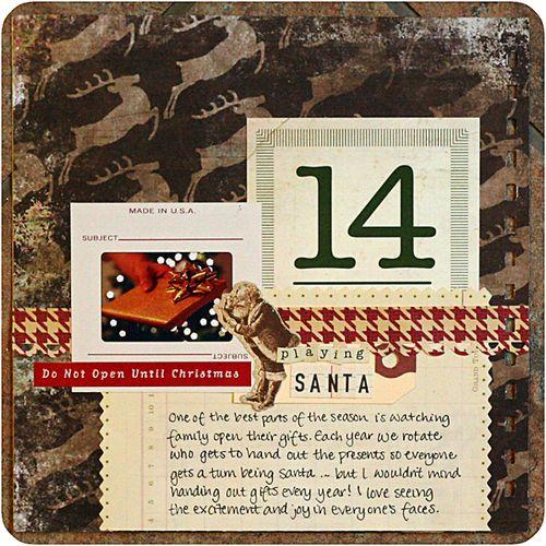 december 14: presents